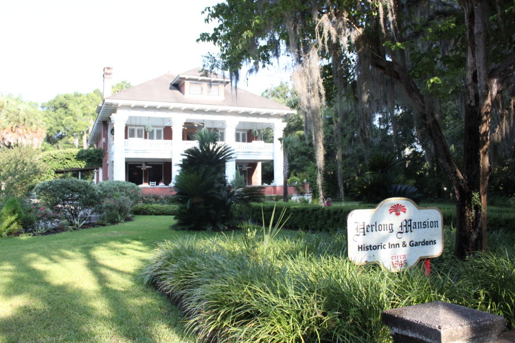 The Herlong Mansion, Micanopy, FL
