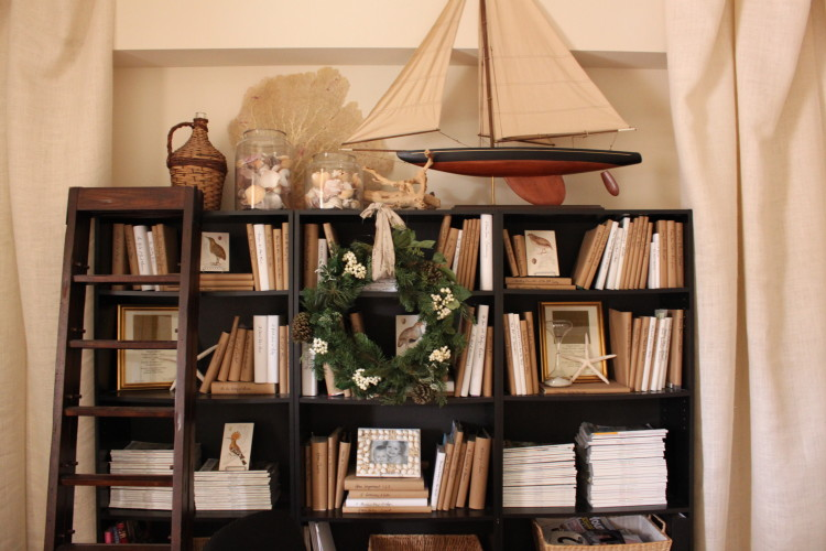 Christmas in the Study