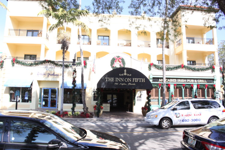 Naples, FL at the Holidays…