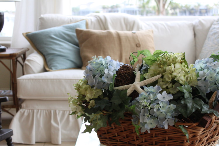 Top 10 Ways to Add a Coastal Look to your Home (Number 1)
