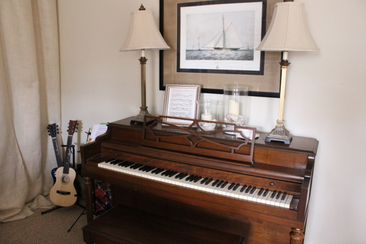 """The """"New"""" Music Room…"""
