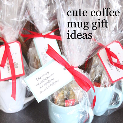 Cute Christmas Coffee Mug Gifts