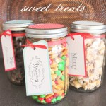 Mason Jar Gift Idea: Sweet and Savory Treats!