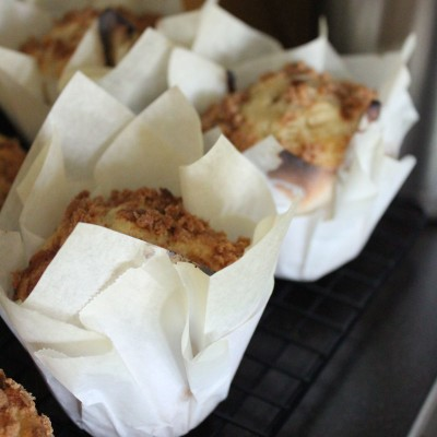 DIY: Parchment Tulip Muffin Cups
