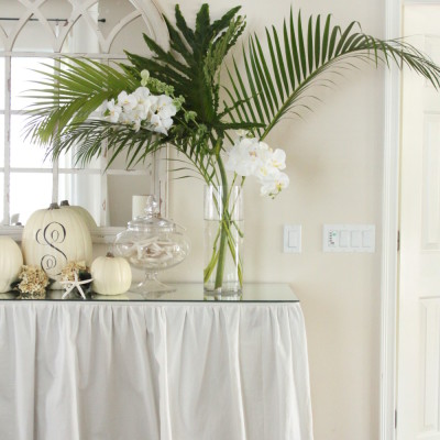 Easy Elegant Tropical Arrangements