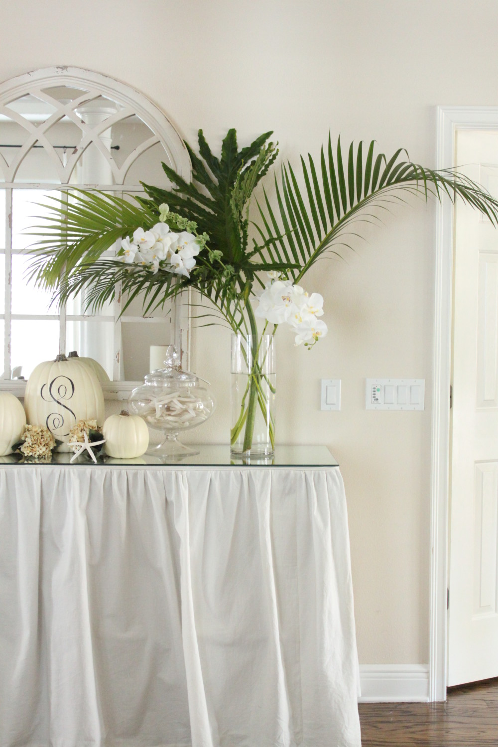 Easy Elegant Tropical Arrangements Starfish Cottage