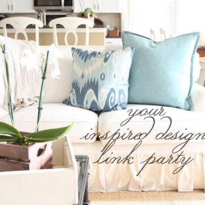Your Inspired Design Link Party #8