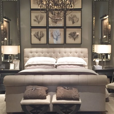 Restoration Hardware: The Look for Less