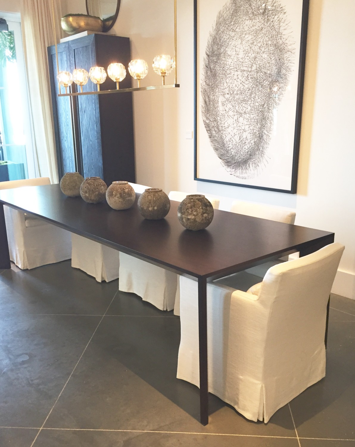 Restoration Hardware Tampa Part Two Starfish Cottage - Rh modern dining table