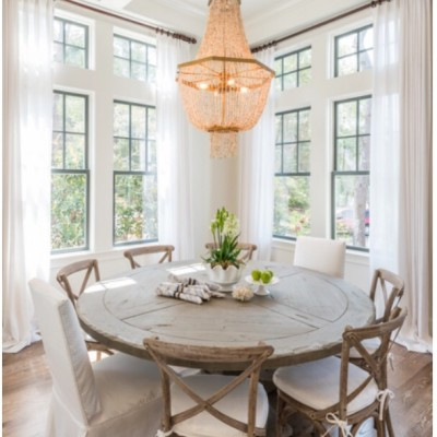 Totally Coastal Tuesday- Old Seagrove Home Tour
