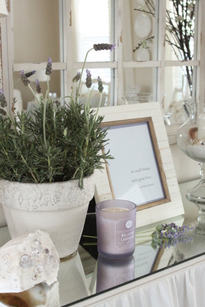 Starfish Cottage-Lavender Decor and Giveaway