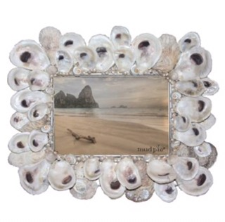 Totally Coastal Tuesday: Oyster Photo Frame