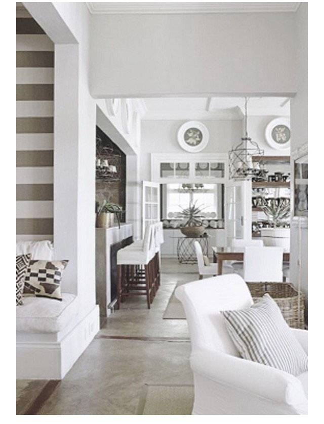 I Wish Knew The Source Designer Of This Fabulous Beach House But Found It On A Great Blog Called Enchanted Home