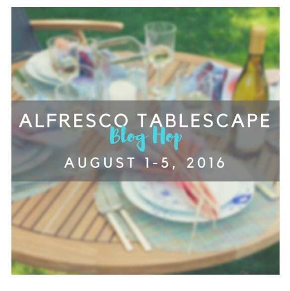 img_3867.jpg & An Alfresco Table for August and BLOG HOP! - Starfish Cottage