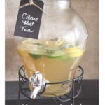 Citrus Mint Tea