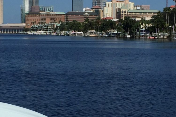 Fun Florida Friday- Downtown Tampa by Boat!