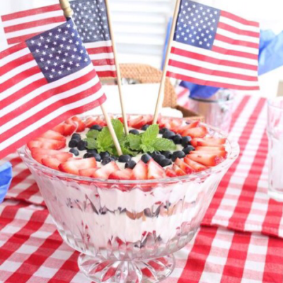 Happy Memorial Day from Starfish Cottage!