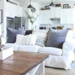 """Beachy Boho"" Style for the Family Room"